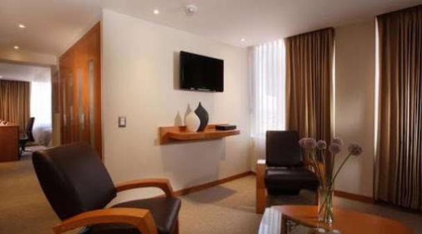 El Dorado Hotel - Cuenca - Living room