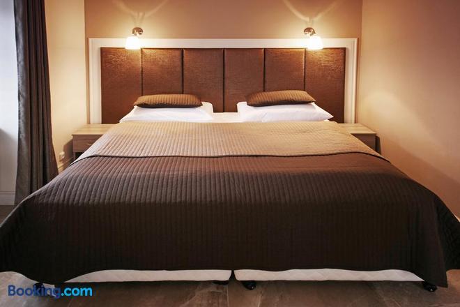 Penzion a Restaurace Stará Roudná - Pilsen - Bedroom