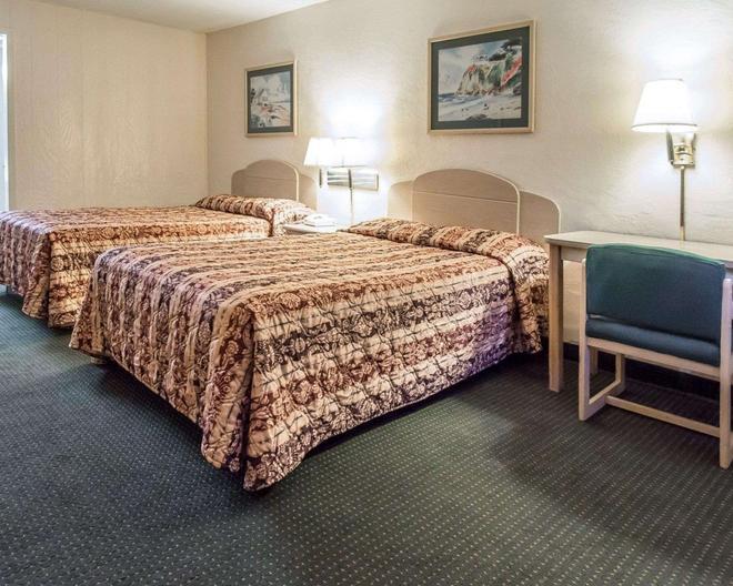 羅德威酒店 - 蓋斯維爾 - 蓋恩斯維爾 - 臥室
