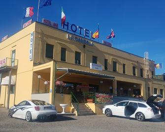 Hotel la candela - Imola - Building