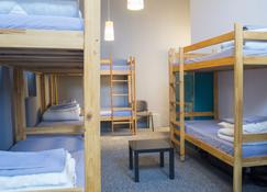 Music Hostel Rewolucji - Łódź - Bedroom
