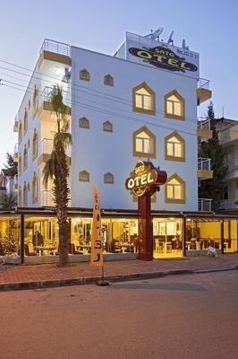 Sato Hotel - Antalya - Building