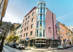 Best Western Art Plaza Hotel - Sofia - Building