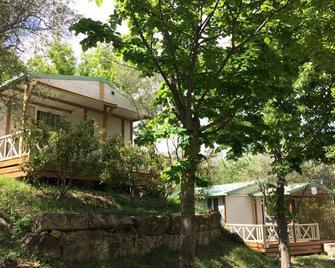 Camping Le Soline - Murlo - Außenansicht