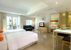 庫塔河濱哈里斯酒店 - 庫塔 - 庫塔 - 臥室