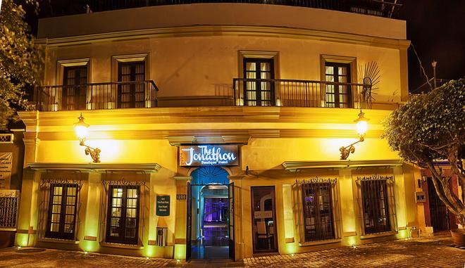 The Jonathon Boutique Hotel - Mazatlán - Building