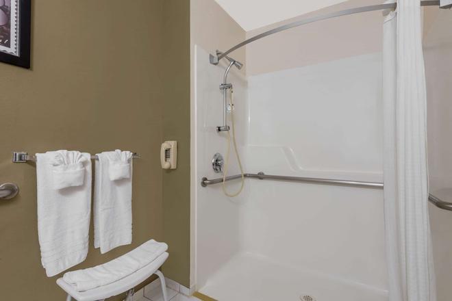 新墨西哥州羅斯韋爾速 8 酒店 - 羅斯威爾 - 羅斯威爾 - 浴室