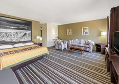 Super 8 by Wyndham Roswell - Roswell - Bedroom