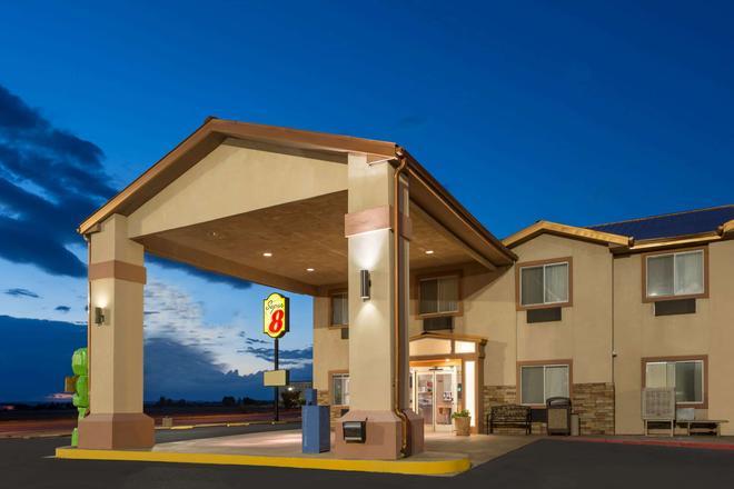 新墨西哥州羅斯韋爾速 8 酒店 - 羅斯威爾 - 羅斯威爾 - 建築