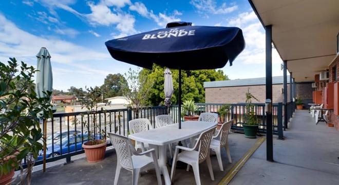 Enfield Motel - Adelaide - Balcony