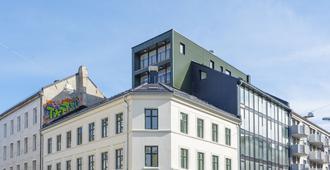 Frogner House Apart - Helgesens Gate 1 - Oslo - Rakennus
