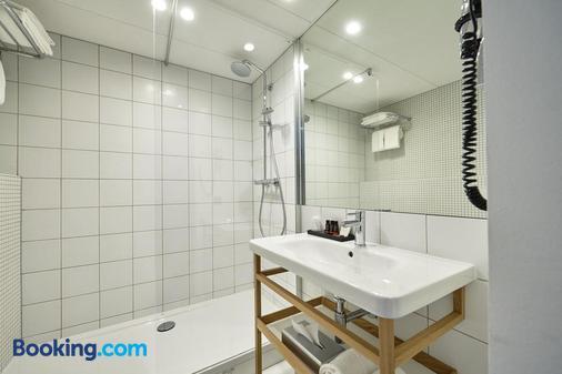 奧斯滕德利奧波特酒店 - 奧斯坦德 - 奧斯坦德 - 浴室