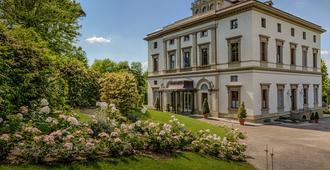 Villa Cora - Firenze - Bygning
