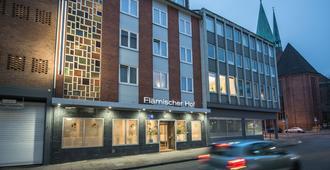 Hotel Flämischer Hof - Kiel - Rakennus