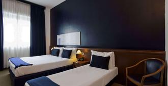 Grand Hotel Tiberio - רומא - חדר שינה