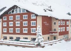 Hotel Garni Guggis - Zürs - Bâtiment