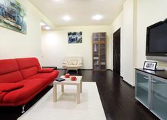 PaulMarie Apartments on Lenina Avenue - Homiel - Sala de estar