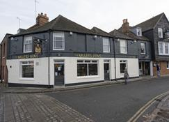 The Millers Arms - Canterbury - Gebouw