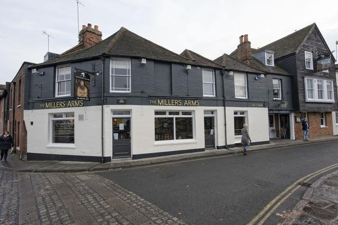 The Millers Arms - Canterbury - Building