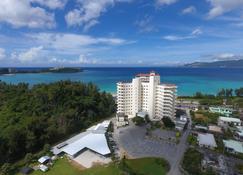 Okinawa Sun Coast Hotel - Nago - Building