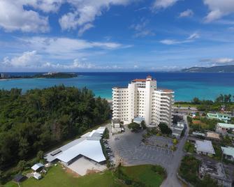 Okinawa Sun Coast Hotel - Nago - Edifício