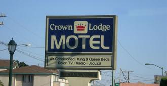 Crown Lodge Motel Oakland - אוקלנד