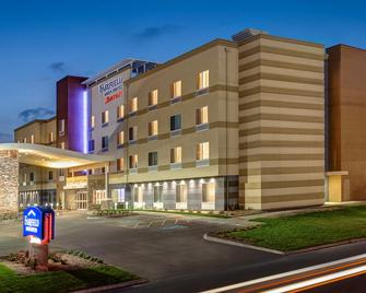 Fairfield Inn & Suites By Marriott Houston Nasa/Webster - Webster - Rakennus