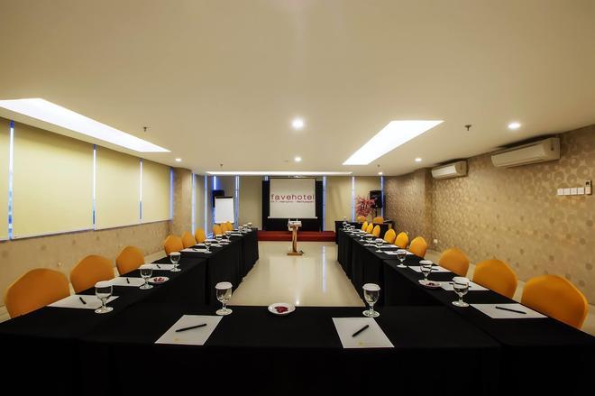 favehotel M.T. Haryono - Balikpapan - Balikpapan - Neuvotteluhuone