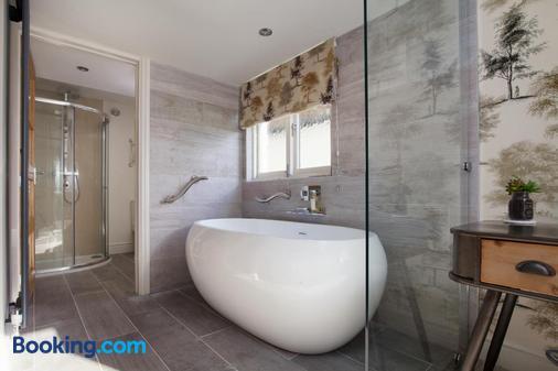 Mill End Hotel - Newton Abbot - Phòng tắm