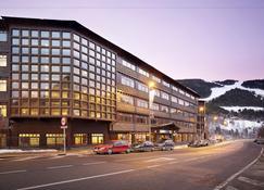 Hotel Euroski - Incles - Gebäude