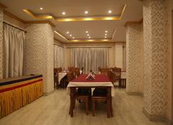 Hotel Golden Roots - Thimphu - Restaurang
