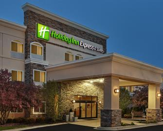 Holiday Inn Express Hotel & Suites Chicago-Libertyville - Libertyville - Gebäude
