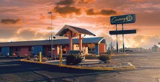 Century 21 Motel - Las Cruces - Rakennus