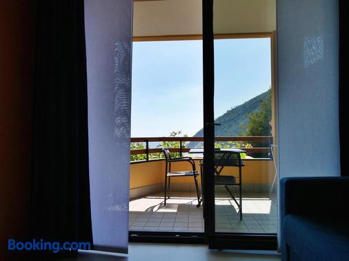 Hotel Mondial - Moneglia - Balkon