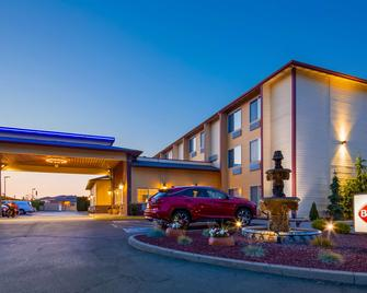 Best Western Plus Walla Walla Suites Inn - Walla Walla - Building