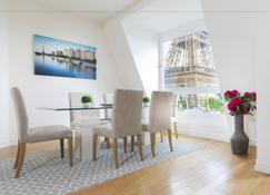 Résidence Charles Floquet - Paris - Living room