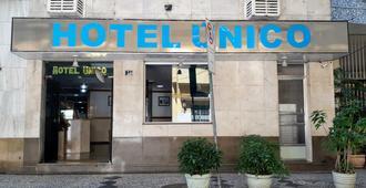 Hotel Único - Rio de Janeiro - Byggnad