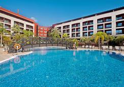 巴塞羅馬貝拉酒店 - 馬貝雅 - 馬貝拉 - 游泳池