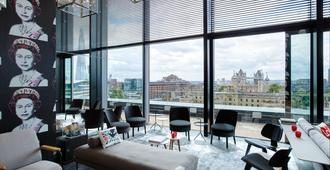 citizenM Tower of London - London - Lounge