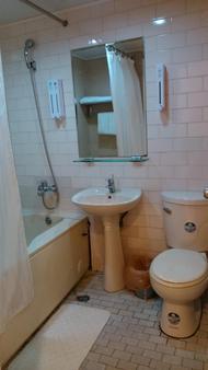 賓王時尚旅店 - 台北 - 浴室