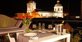 La Casa Del Farol Hotel Boutique by Xarm Hotels - Santa Marta - Μπαλκόνι