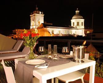夏爾姆拉法羅路民宿精品酒店 - 聖瑪爾塔 - 聖瑪爾塔 - 陽台