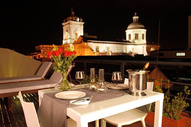 La Casa Del Farol Hotel Boutique by Xarm Hotels - Santa Marta - Ban công