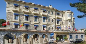 Hotel Belles Rives - Antibes - Edificio