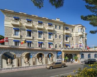 호텔 벨 리브 - 앙티브 - 건물