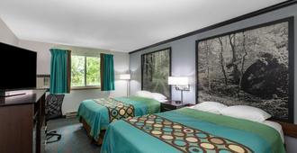 德盧斯速 8 酒店 - 杜魯斯 - 杜魯斯 - 臥室