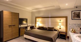 斯特蘭德酒店 - 羅馬 - 羅馬 - 臥室