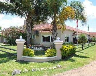 Club Valle Termal Resort - Federación - Building