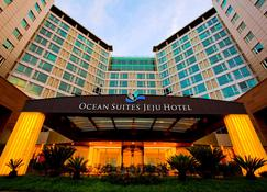 Ocean Suites Jeju Hotel - Jeju City - Building