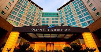 Ocean Suites Jeju Hotel - ג'ג'ו